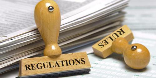 Legislație și reglementare